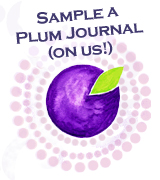 Plum Journal Logo