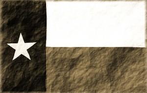 Texas-flag-sepia